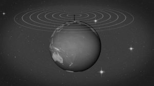 stock-footage-vintage-looking-earth-with-radio-waves-loop-able